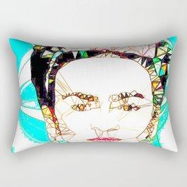 ICONS: Frida Kahlo Rectangular Pillow