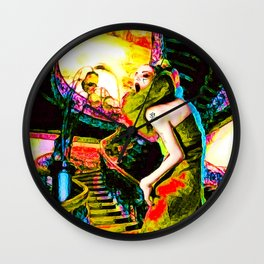 Horror Story Wall Clock