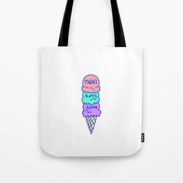Always Room for Ice Cream Tote Bag