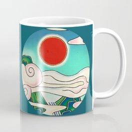 Minhwa: Sunrise Coffee Mug
