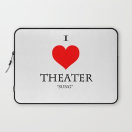 Stage Directions Laptop Sleeve