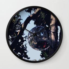 Disco Tree - Isles of Scilly Wall Clock