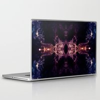 all seeing eye Laptop & iPad Skins featuring The all seeing eye by PLdesign