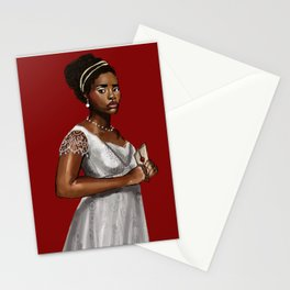 Natasha is Young Stationery Cards