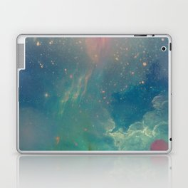Space fall Laptop & iPad Skin