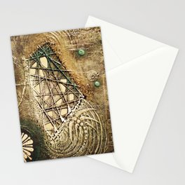 Ancient Past Connection Stationery Cards