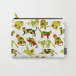Kitchen Cats Carry-All Pouch