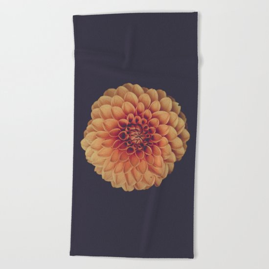 Curtain Pattern 02 Beach Towel