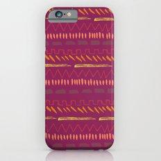 Plum iPhone 6s Slim Case