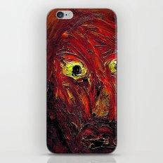 Braggart. iPhone & iPod Skin