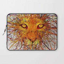 Lion Drip Laptop Sleeve