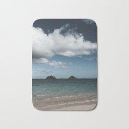 Lanikai Beach Bath Mat