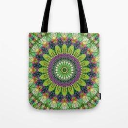 Mandala Patchwork 2 Tote Bag