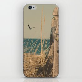 Paradise New England Beach Ocean Seaside Neutral Photography Fine Art Prints New  iPhone Skin