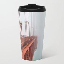 Into The Fog Travel Mug