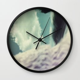 Warp Wall Clock