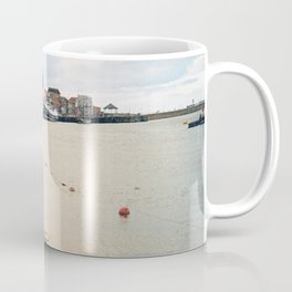 Whitby Row Boats Coffee Mug