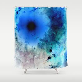 γ Nashira Shower Curtain