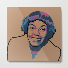 Gwendolyn Brooks Metal Print