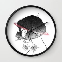 Universal treatment. Wall Clock