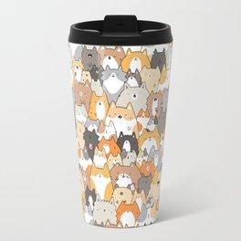 Cats, Kitties and a Spy Travel Mug