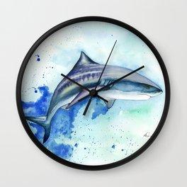 Tiger Dreams Wall Clock