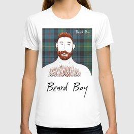 Beard Boy: Finlay T-shirt