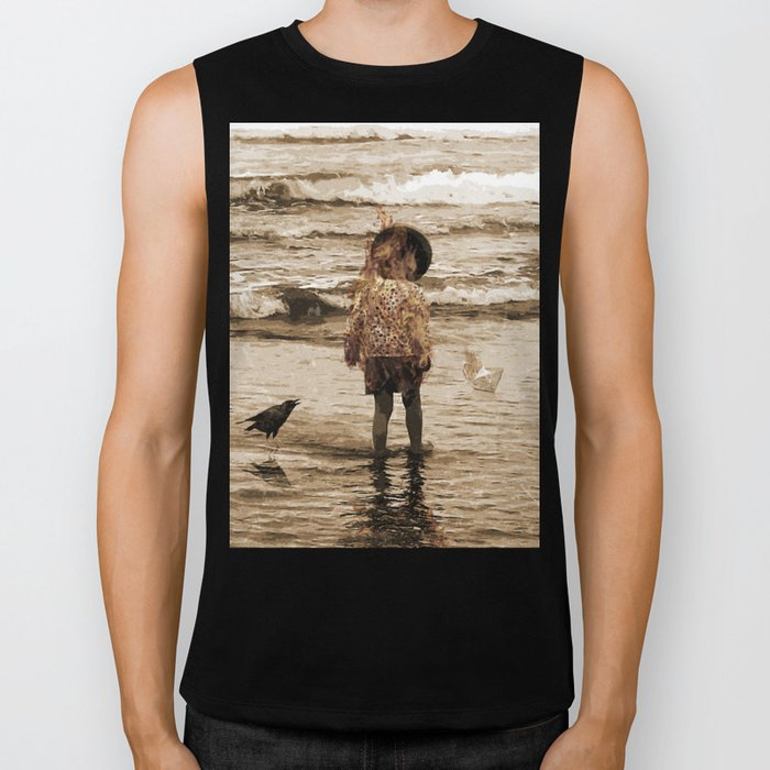 I never quit... I wanted to fail Biker Tank