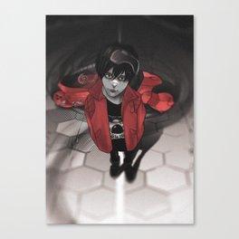LAkira Canvas Print