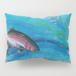 Gorging Rainbow Pillow Sham