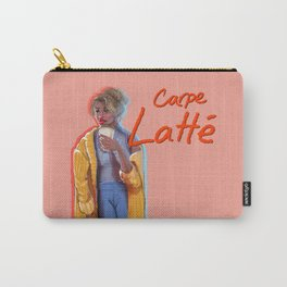 Carpe Latte Carry-All Pouch