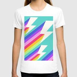 Electric Rainbow T-shirt