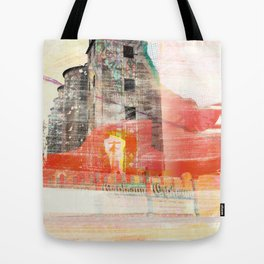 Oh the Remnants Tote Bag