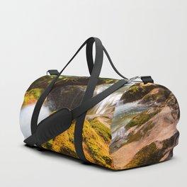 Swiss rapids. Duffle Bag