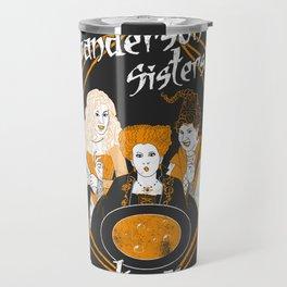 The Sanderson Sisters' Devil's Brew Travel Mug