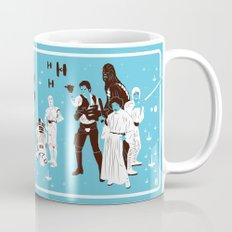 IV (Blue) Mug