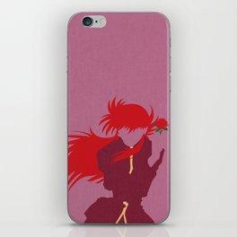 Kurama iPhone Skin