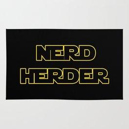 Nerd Herder Rug