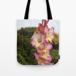 Glad to be the star of this photo! Tote Bag