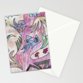 Scrivadoodle World Stationery Cards