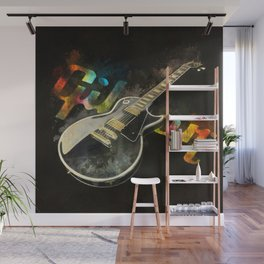 Come on Feel the Noise (Gibson Lp) Wall Mural