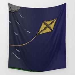Kite Wall Tapestry