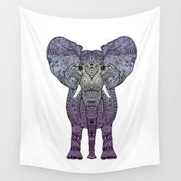 ELEPHANT ELEPHANT ELEPHANT Wall Tapestry
