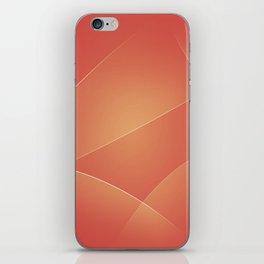 Red Damask, Valencia, Japonica & Di Serria Colors iPhone Skin