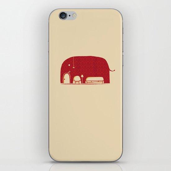 Elephanticus Roomious iPhone & iPod Skin
