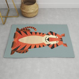 Whimsy Tiger Rug