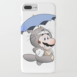 My Neighbor Mario iPhone Case