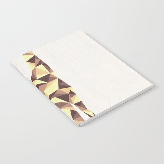 Giraffe #2 Notebook