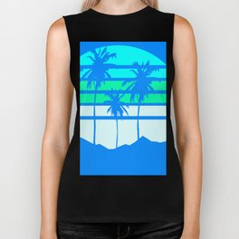 Yearning for L.A. Biker Tank