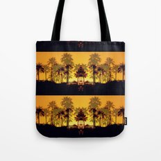 Six Sunsets Tote Bag